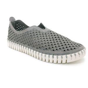 Ilse Jacobsen Tulip 139 Perforated Slip On Sneaker